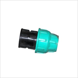 HDPE Compression Female Coupling