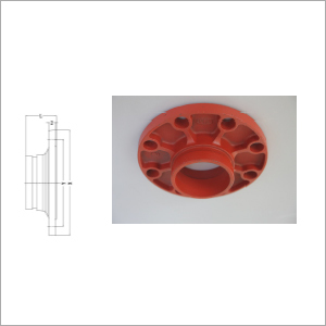 2.5MPA Grooved Flange