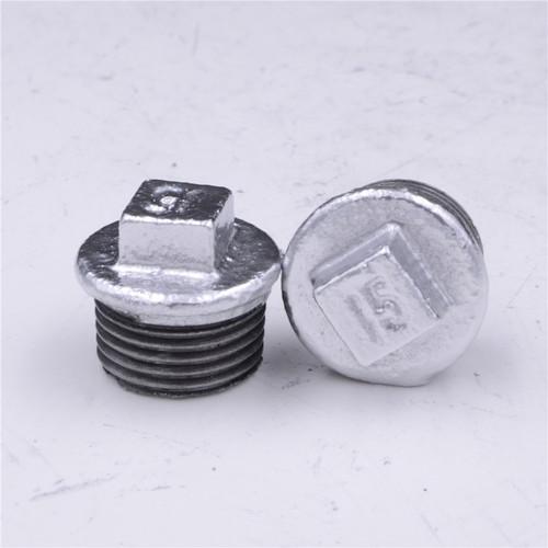 Malleable Iron Plug