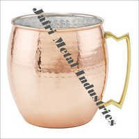 Beer Copper Mugs