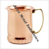Copper Drinking Mug