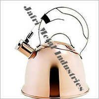 Pure Copper Whistling Tea Kettle