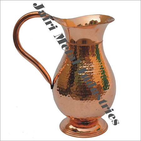 Catering Copper Jugs