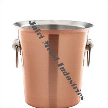 Copper Ice Container