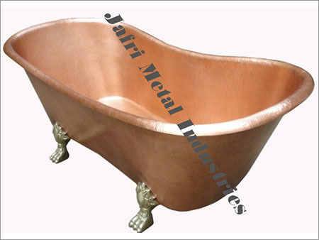 Pure Copper Ice Tubs