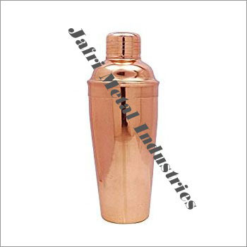 Copper Shaker Bottles
