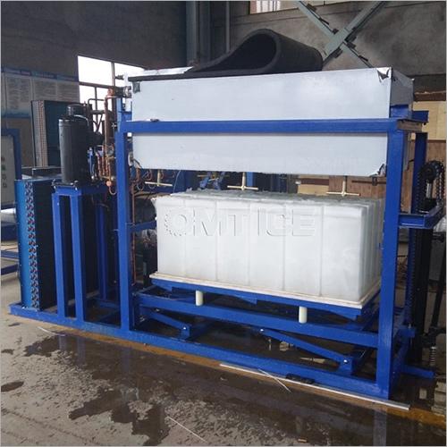 1Ton Direct Cooling Ice Block Machine