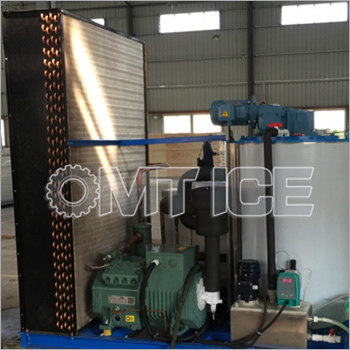 1000kg Flake Ice Machine