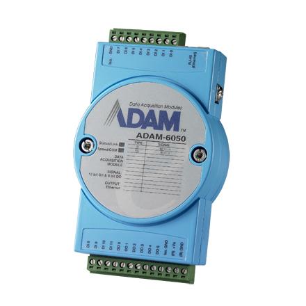Ethernet IO_ADAM-6050