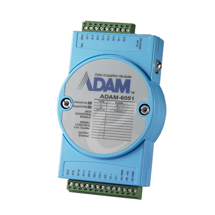 Ethernet IO_ADAM-6051