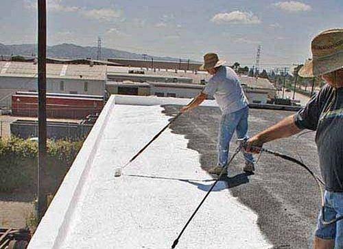 Elastomeric Roof Coating