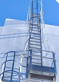 Fixed Roof Ladders