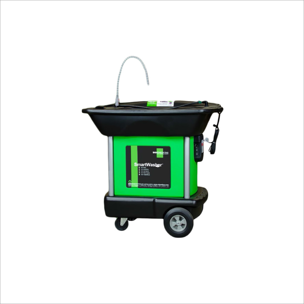 Mobile Heavy Weight Parts Washer