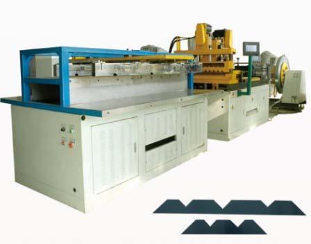 Step Lap Transformer Core Cutting Machine