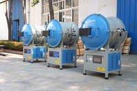 1200℃ Vacuum Muffle Furnace