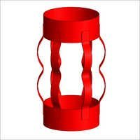 SLIP ON SEMI RIGID WELDED BOW SPRING CENTRALIZER
