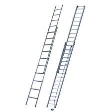 2 Part Push-Up and Rope-Operated Ladder