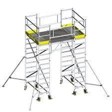 Mobile Bridge Scaffold Tower