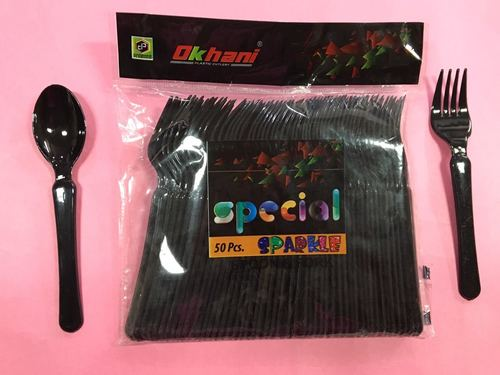 Special - Plastic Spoon & Sparkal Fork