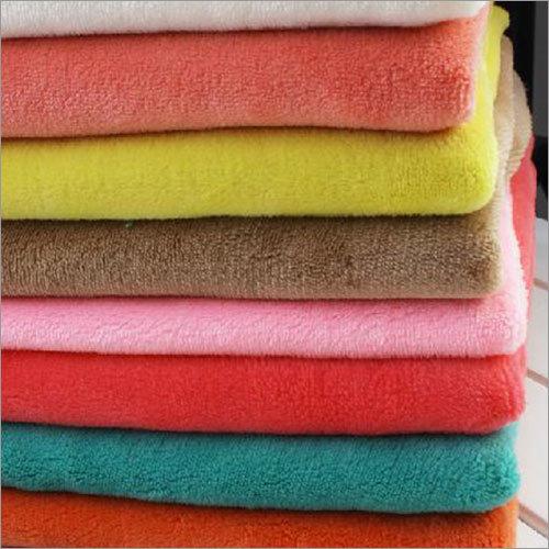 Plain Flannel Fabric