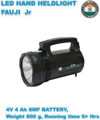 Rechargeable LED Spot Light Fauji-JR