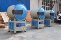 1400℃ Vacuum Muffle Furnace