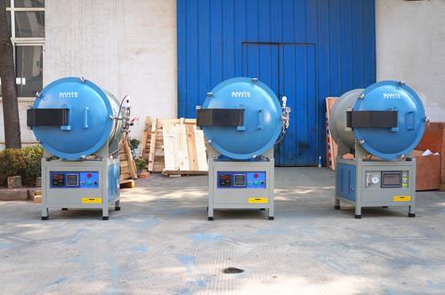 1700℃ Vacuum Muffle Furnace