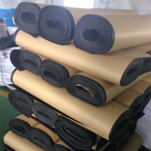 Nitrile Foam Rolls With Adhesive