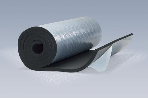 Nitrile Roll With Adhesive