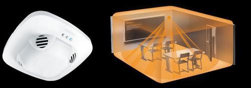 Presence detector DualTech