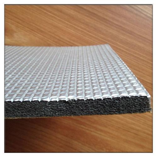 Nitrile with aluminium foil