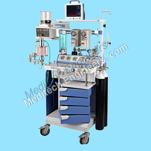 Anesthesia Machine Model : Fabia-282