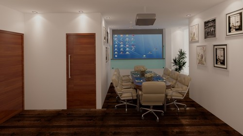 Conference Hall Designing Services