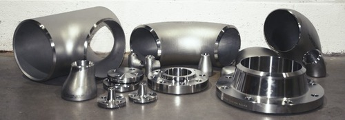 Stainless Steel Flanges & Fitting