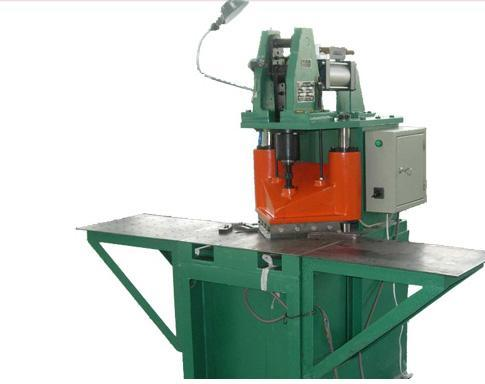 Transformer Lamination  V Notching Machine