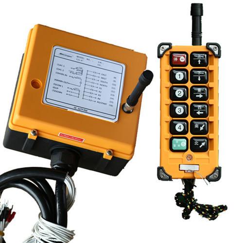 Hoist Radio Remote control
