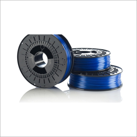 Pla Blue Glossy 3D Printer Filaments
