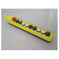 Push Button Pendant Station 8+2 = Single Raw