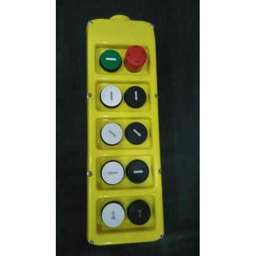 Push Button Pendant Station 8+2 = Double Raw