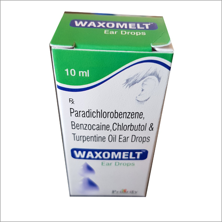 Waxomelt Ear Drops