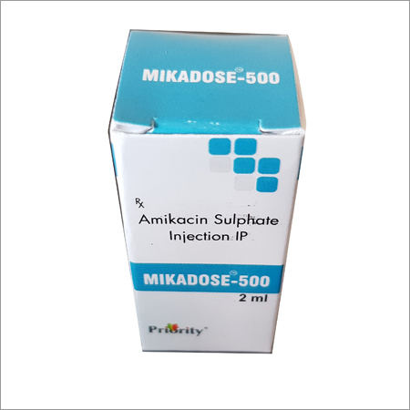 Amikacin Sulphate Injection