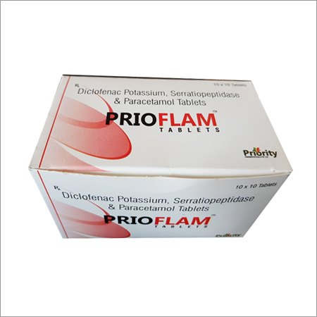 Prioflam Tablet