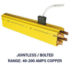 Jointless Busbar System