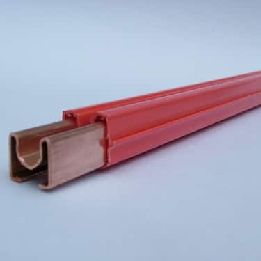 Insulated Shrouded DSL Conductor Busbar