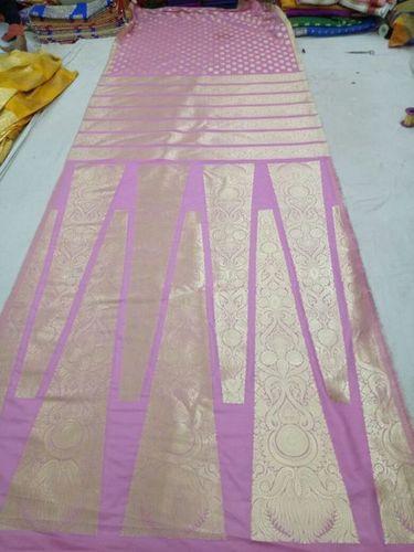 Banarasi Traditional Handloom Lahenga Chunri Sate.