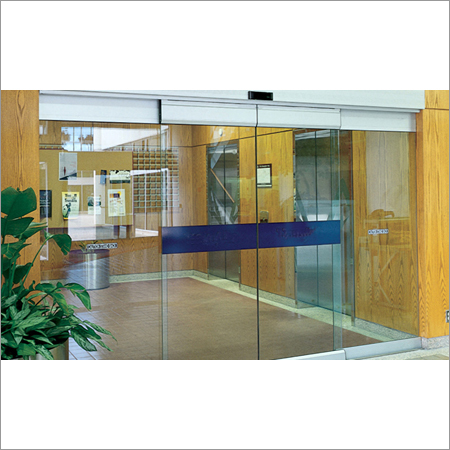 SIO Automated Sliding Door