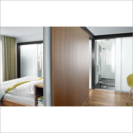 SIO Woodslide 250 Linear door system