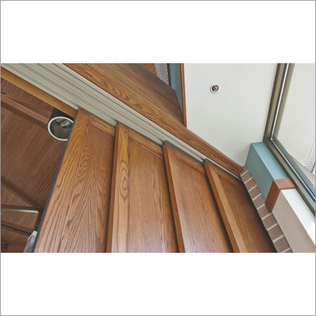 Telescopic Sliding Wood Door Systems