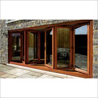 Wood Stacking-Folding Doors Systems