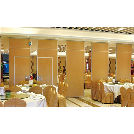 65 Series Acoustic Partition